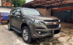 Jual Cepat Mobil Chevrolet Trailblazer LTZ 2017 di DKI Jakarta