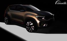 SUV Kompak Terbaru Kia Diperkenalkan Bulan Depan di India