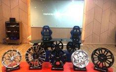 HSR Wheel Rilis Lima Velg Baru dengan Desain Kekinian dan Kualitas yang Kompetitif