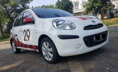 Jual moibl Nissan March 1.2L XS AT 2012 murah di Banten