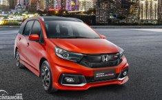 Tak Ingin Tertinggal Jauh, Honda Mobilio Bakal Tampil Baru di GIIAS 2020