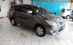 Jual mobil Toyota Kijang Innova 2.0 G 2013 dengan harga terjangkau di Jawa Barat