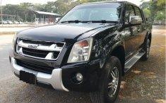 Jual Cepat Mobil Isuzu D-Max Double Cab 2010 Hitam di Jawa Barat