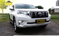 Jual Cepat Toyota Land Cruiser Prado 2.7 Automatic 2010 di Jawa Timur