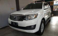 Jual Cepat Mobil Toyota Fortuner G AT 2012 di DKI Jakarta