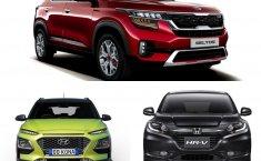 Komparasi SUV Kompak Rp 300 juta-an: Honda HR-V 1.5L E Special Edition vs KIA Seltos 1.4L EXP vs Hyundai Kona