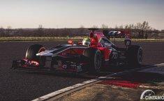 TDF-1 Hadirkan Pengalaman Trackday Dengan Mobil Balap F1 Sungguhan
