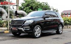 Jual Cepat Mobil Mercedes Benz ML350 CBU Sunroof Harman-Kardon FullSpec 2012 di DKI Jakarta