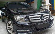 Jual Cepat Mobil Mercedes-Benz C-Class C250 AMG 2012 di DKI Jakarta