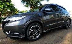 Jual Mobil Honda HR-V Prestige 2017 Abu-abu Bekas di DKI Jakarta