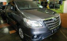 Jual mobil Toyota Kijang Innova 2.0 G Luxury MT 2014 terawat di DKI Jakarta