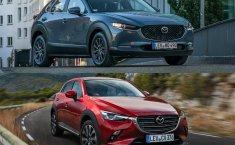 Serupa Tapi Tak Sama: Ini Komparasi Mazda CX-30 dan CX-3