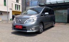 Jual Cepat Mobil Nissan Serena Highway Star 2017 di DKI Jakarta