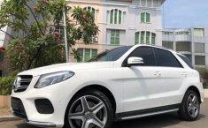 Jual Cepat Mobil Mercedes-Benz GLE 400 2018 di DKI Jakarta