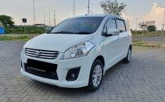 Jual Cepat Mobil Suzuki Ertiga GL 2013 Putih di Jawa Timur