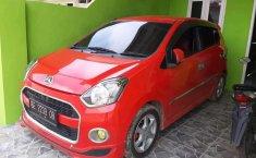 Jual mobil bekas murah Daihatsu Ayla X Elegant 2014 di Lampung