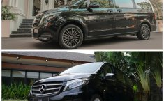 Komparasi Mercedes-Benz Vito Tourer VS Mercedes-Benz V 260 LWB: Tebar Pesona MPV Mewah Three Pointed Star