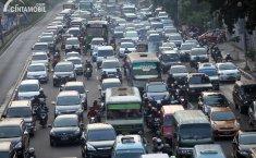 Ratusan Jam Terbuang Sia-Sia Gara-Gara Kemacetan di Jakarta