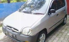 Jual cepat Hyundai Atoz GLS 2003 di Sumatra Barat