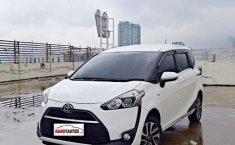 Jual mobil Toyota Sienta 1.5 V 2017 terbaik di DKI Jakarta