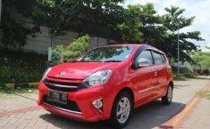 Jual mobil Toyota Agya G 2015 terawat di Jawa Barat