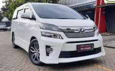 Dijual mobil bekas Toyota Vellfire Z 2013, Banten