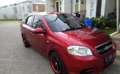 Mobil Chevrolet Kalos 2011 1.4 Manual dijual, Banten