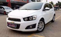 Mobil Chevrolet Aveo 2014 LT dijual, Banten