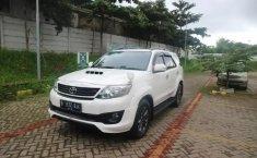 Jual mobil Toyota Fortuner G TRD 2014 bekas di Jawa Barat