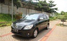 Dijual cepat mobil Toyota Kijang Innova 2.0 G 2012, Jawa Barat