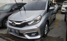 Jual cepat mobil Honda Brio Satya E AT 2019 di Jawa Barat