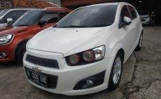 Jual mobil Chevrolet Aveo LT AT 2014 bekas di Jawa Barat