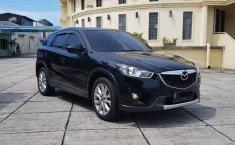 Jual mobil Mazda CX-5 2.5 GT Skyactive AT Hitam 2014 terawat di DKI Jakarta
