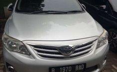 Jual Toyota Corolla Altis V 2012 harga murah di DKI Jakarta