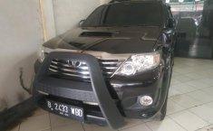 Jual mobil Toyota Fortuner G TRD 2013 dengan harga murah di Banten