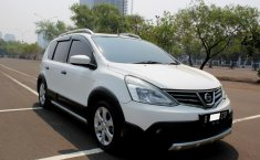 Jual Cepat Mobil Nissan Livina X-Gear AT 2013 di DKI Jakarta