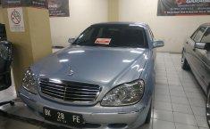 Dijual Cepat Mobil Mercedes-Benz S-Class S 350 2001 di DKI Jakarta