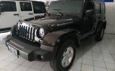 Jual mobil Jeep Wrangler Rubicon Unlimited 2011 terawat di DIY Yogyakarta