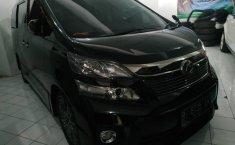 Jual mobil Toyota Vellfire 2.4 NA 2012 murah di DIY Yogyakarta
