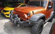 Jual mobil Jeep Wrangler Rubicon 2011 terbaik di DIY Yogyakarta