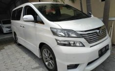 Mobil Toyota Vellfire 2.4 NA 2011 dijual, DIY Yogyakarta