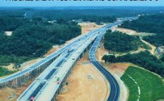 Progres Pembangunan Jalan Tol Pekanbaru-Dumai, 1 Seksi Selesai 100 Persen