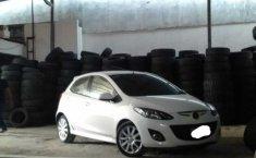 Jual mobil Mazda 2 S 2012 murah di Lampung