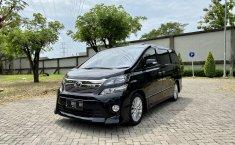 Jual Cepat Toyota Vellfire ZG 2013 di Jawa Timur