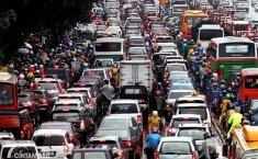 Jakarta Makin Macet, Jangan Sampai Stres di Jalan Ya!