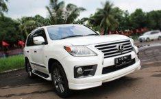 DKI Jakarta, dijual mobil Lexus LX 570 2012 bekas