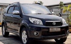 Dijual Cepat Mobil Toyota Rush S 2012 Hitam di DKI Jakarta
