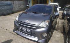 Jual mobil Toyota Agya TRD Sportivo 2014 murah di Jawa Barat