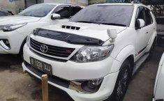 Dijual mobil cepat Toyota Fortuner G TRD 2014 harga terjangkau di Jawa Barat