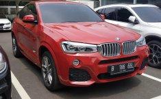 Mobil bekas BMW X4 xDrive28i M Sport 2017 dijual, DKI Jakarta